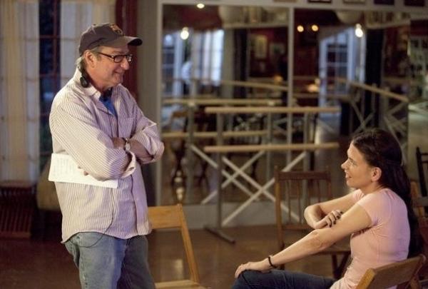 Director David Paymer, Sutton Foster