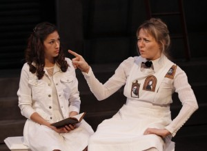 BWW Reviews: ROMEO AND JULIET at Intiman Lacks Love From Lovers