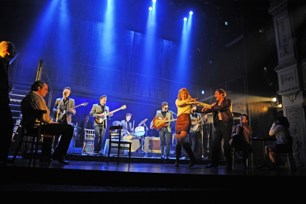 Photo Flash: First Look at Toronto's BACKBEAT!
