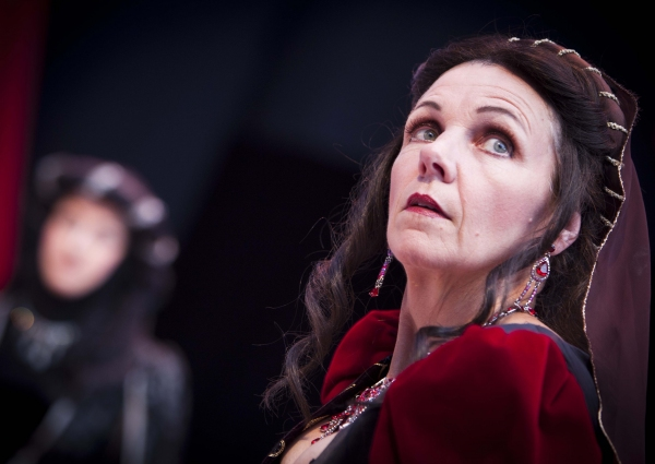 Photo Flash: First Look at John Walcutt and More in Shakespeare Orange County's RICHARD III