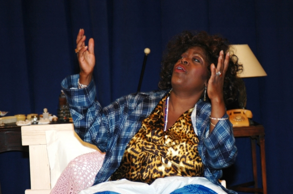 Photo Flash: Lillias White in Rehearsal for BIG MAYBELLE at Bay Street Theatre