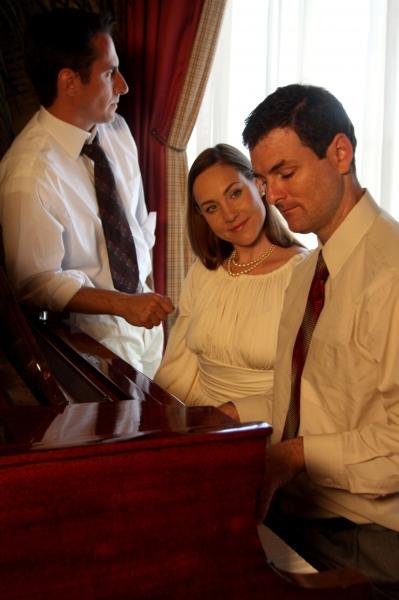 Gordon Carmadelle, Darci Dixon and Sean Fitzgerald Photo