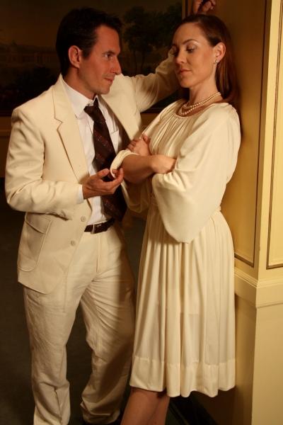 Gordon Carmadelle and Darci Dixon Photo