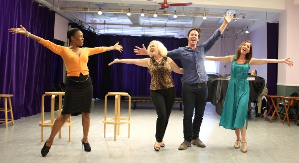 FREEZE FRAME: Meet the Cast of COUGAR THE MUSICAL!