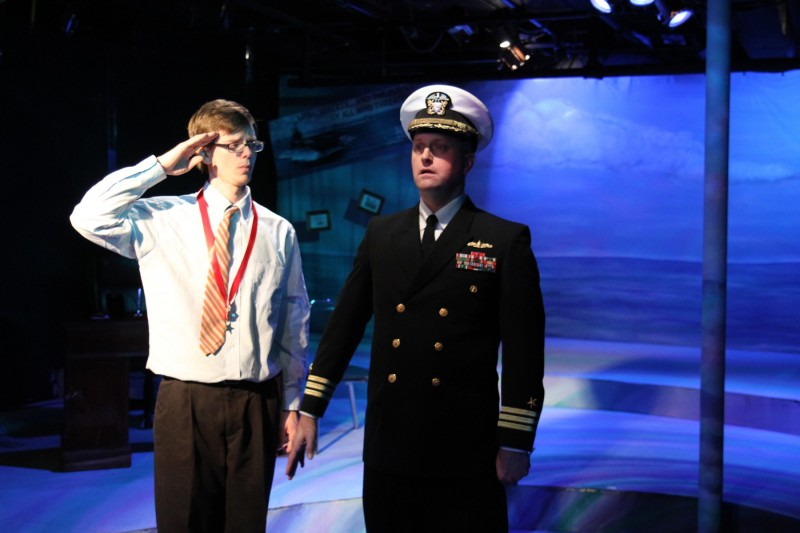 Photo Flash: First Look at Polarity Ensemble Theatre's ADRIFT