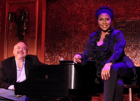 Marc Shaiman, Jenifer Lewis at THIS WEEK IN PICTURES: JULY 21 - 27