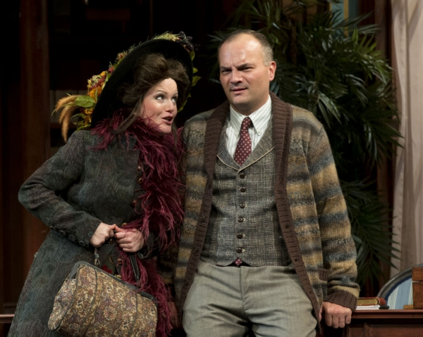 Photo Flash: First Look at Kimberly Doreen Burns and More in Finger Lakes/MGR's MY FAIR LADY