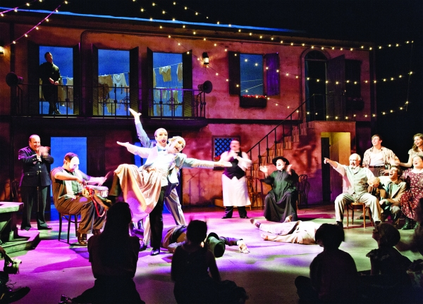 Photo Flash: Complete Look at PA Shakespeare's MUCH ADO ABOUT NOTHING