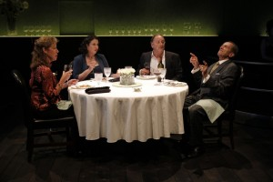 BWW Reviews: Pinter's THE DUMB WAITER and CELEBRATION Bring Intrigue and Honest Hilarity to ACT