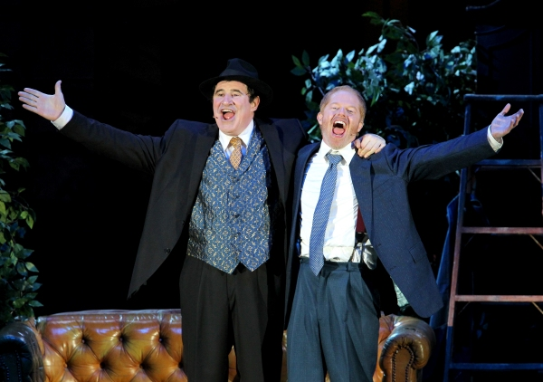 Photo Flash: Jesse Tyler Ferguson, Richard Kind and More in THE PRODUCERS at The Hollywood Bowl, Part 2!