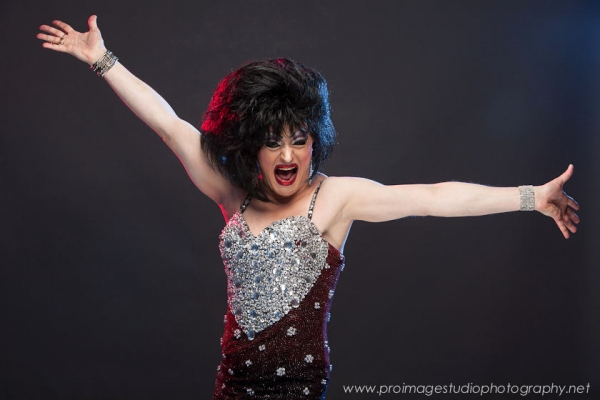 Photo Flash: Meet SG Productions and Arts Theatre's DRAG DIVAS, Opening Aug 9