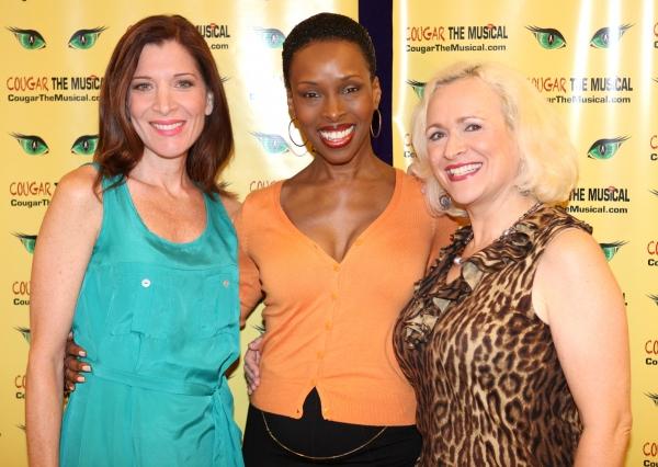 Catherine Porter, Brenda Braxton & Babs Winn Photo