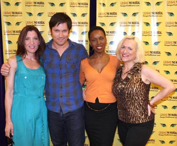 Catherine Porter, Danny Bernardy, Brenda Braxton & Babs Winn  Photo