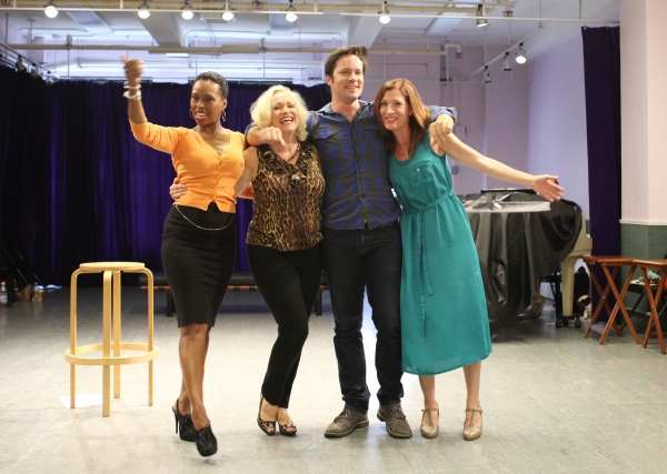 Photo Coverage: Meet the Cast of COUGAR THE MUSICAL!