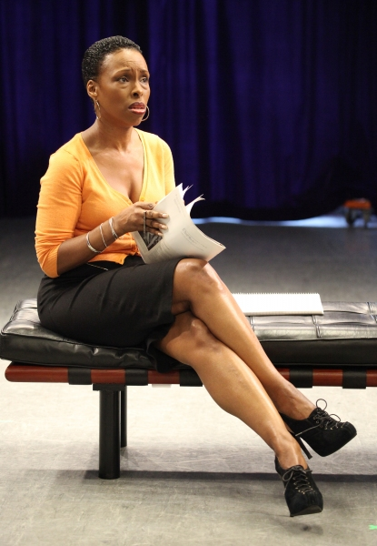 Brenda Braxton  at Meet the Cast of COUGAR THE MUSICAL!