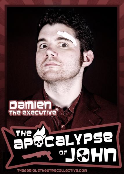 Michael Drummey as Damien Blackstock