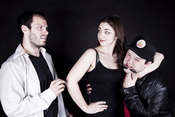 Photo Flash: Meet the Cast of THE APOCALYPSE OF JOHN, Coming to FringeNYC