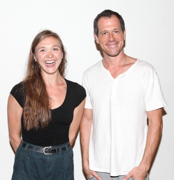 Sarah Sokolovic & Darren Pettie  Photo