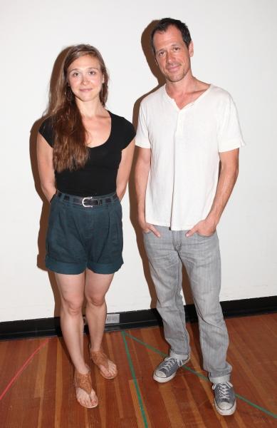 Sarah Sokolovic & Darren Pettie