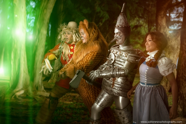 Photo Flash:  First Look at Repertory Philippines' THE WIZARD OF OZ
