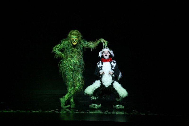HOW THE GRINCH STOLE CHRISTMAS to Play Madison Square Garden This December