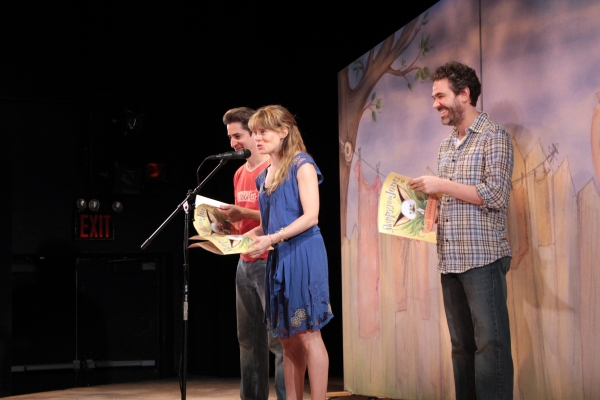 Photo Coverage: PETER AND THE STARCATCHER Cast Visits SKIPPYJON JONES!