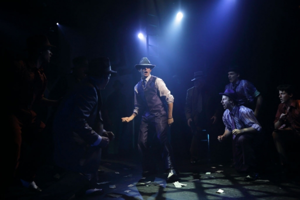 Photo Flash: Complete Look at Jarrod Emick & More in Flat Rock's GUYS AND DOLLS