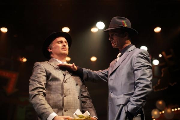 John Plumpis and Jarrod Emick Photo