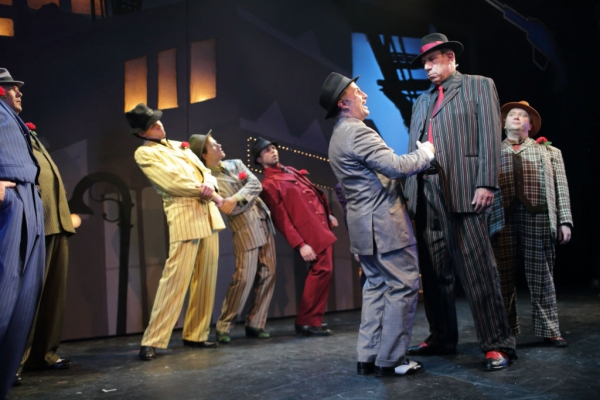 Photos: Complete Look at Jarrod Emick & More in Flat Rock's GUYS AND DOLLS