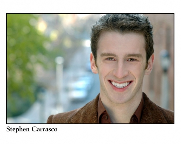 Stephen Carrasco's Original Head Shot 2 Photo