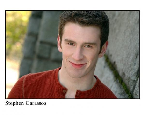 Stephen Carrasco's Original Head Shot 1 Photo