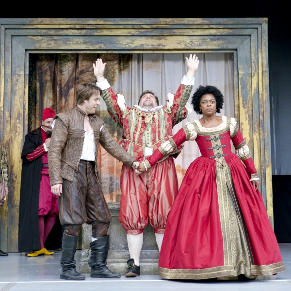 Photo Flash: Ericka Ratcliff, Matt Mueller and More in Chicago Shakespeare in the Parks' TAMING OF THE SHREW