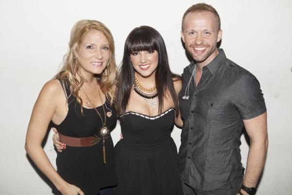 Jenifer Thigpen, Rachel Potter and Marty Thomas Photo