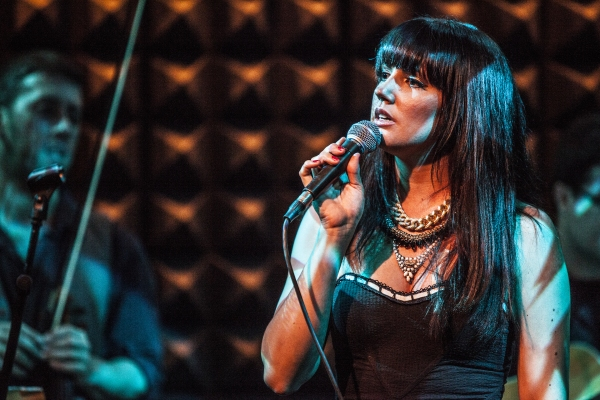 Photo Coverage: Rachel Potter Launches LIVE THE DREAM Concert Tour at Joe's Pub!