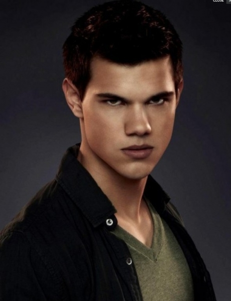 Taylor Lautner as Jacob Black  at New Character Posters From TWILIGHT: BREAKING DAWN - PART 2!