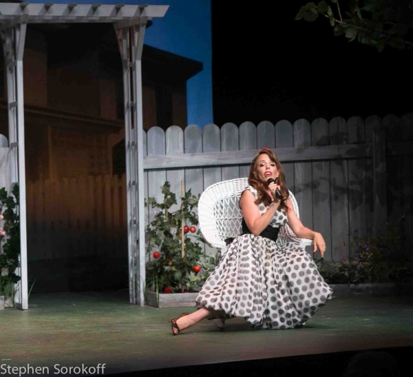 Photo Coverage: Leslie Kritzer Brings HELLO GORGEOUS! to Barrington Stage Company