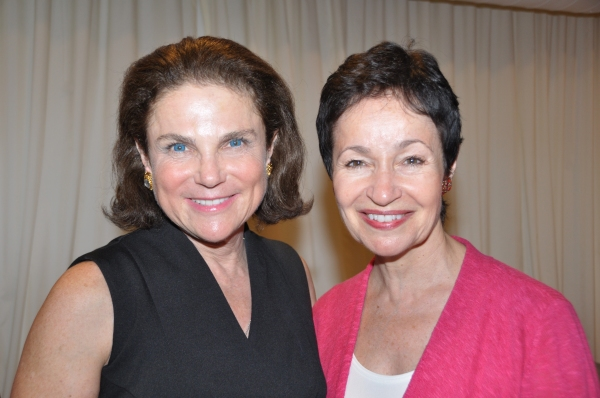 Tovah Feldshuh and Lynn Ahrens