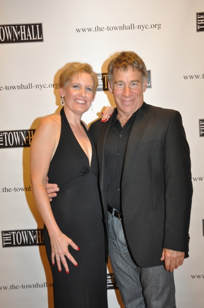 Liz Callaway and Stephen Schwartz at Jason Danieley, Joshua Henry, Norm Lewis Perform with Liz Callaway at Town Hall!