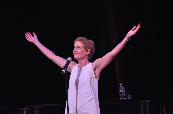 Liz Callaway at Jason Danieley, Joshua Henry, Norm Lewis Perform with Liz Callaway at Town Hall!