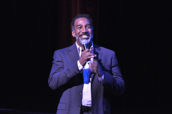 Norm Lewis at Jason Danieley, Joshua Henry, Norm Lewis Perform with Liz Callaway at Town Hall!