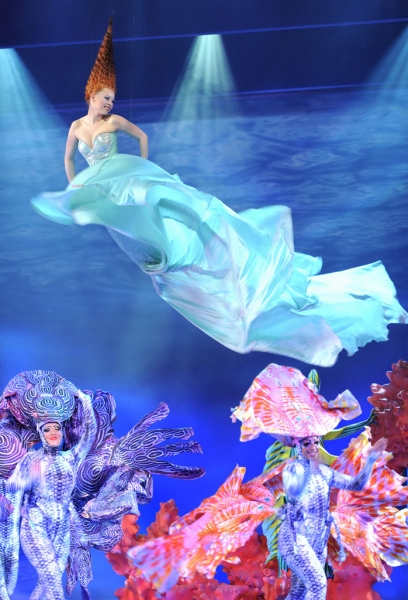 Photo Flash: First Look at THE LITTLE MERMAID in the Netherlands!