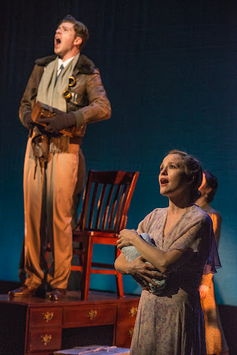 BWW Reviews: Extra! Extra! BABY CASE a hit at NYMF!