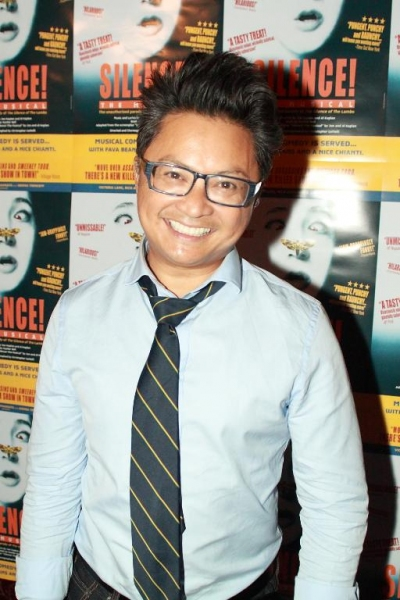 Alec Mapa at SILENCE! THE MUSICAL Celebrates Opening of Elektra Theatre