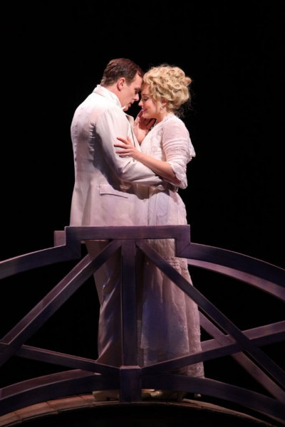 Photo Flash: First Look at Patrick Cassidy, Shirley Jones and More in Music Circus' THE MUSIC MAN