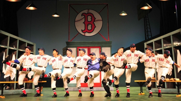 Photo Flash: First Look at Carson Kressley, Erin Denman and More in Ogunquit's DAMN YANKEES