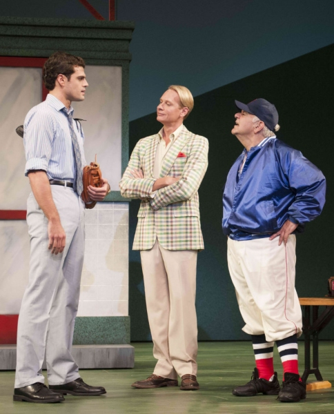 Sam Prince, Carson Kressley and Ray Demmattis Photo