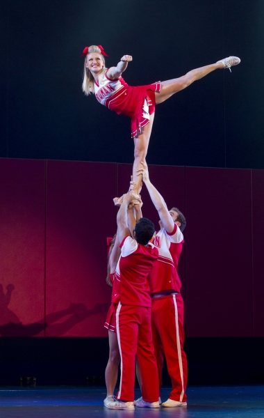 BRING IT ON Opens Tonight at the St. James Theatre- New Pics, Video Preview & More!