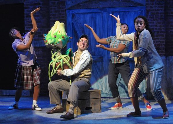 Kara-Tameika Watkins, Shaunte Tabb, Leayne Freeman and James Gardiner Photo