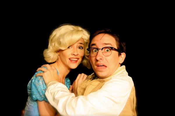 Carolyn Agan and James Gardiner Photo