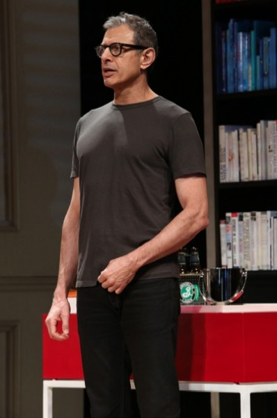 Jeff Goldblum Leads SEMINAR at CTG's Ahmanson Theatre, 10/10-11/18